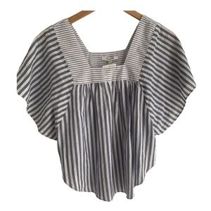 Madewell Butterfly Top XS